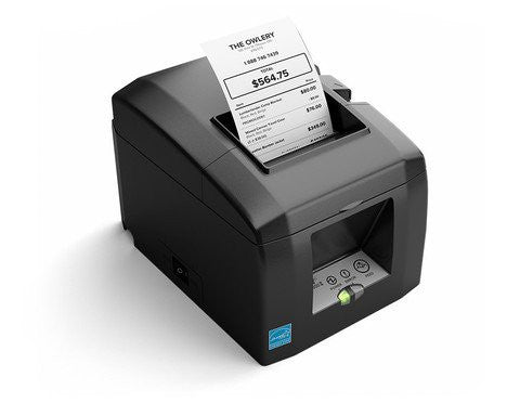SQUARE POS BUNDLE - Star Micronics TSP654IIBI-24 39481270 Bluetooth Receipt Printer and Epsilont Cash Drawer