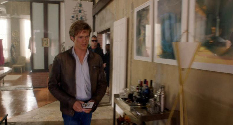Art on MacGyver TV Show