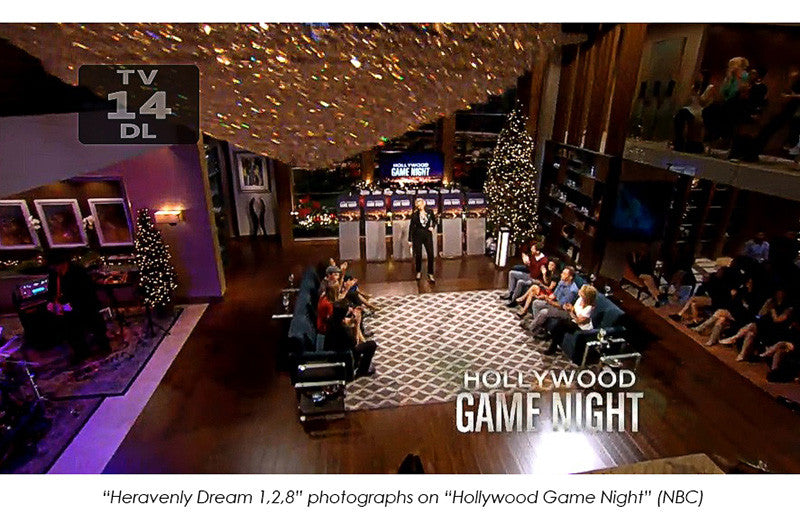 "Art on ""Hollywood Game Night"""