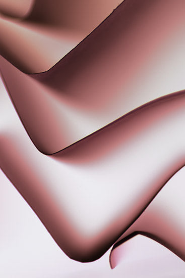 Geometric pink photography prints