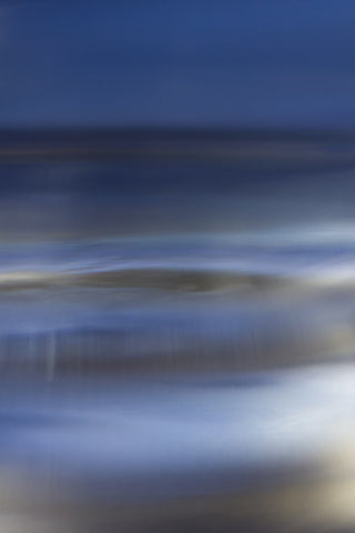 limited edition seascape, abstract photography, modern art, contemporary seascape, blue art, interior decor