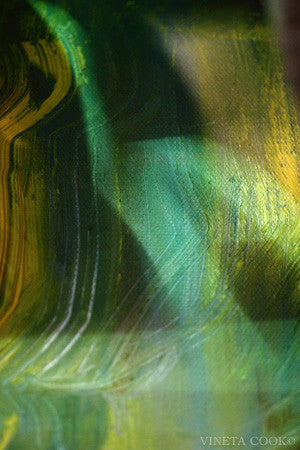 green photograph, contemporary art, abstract photography, for sale
