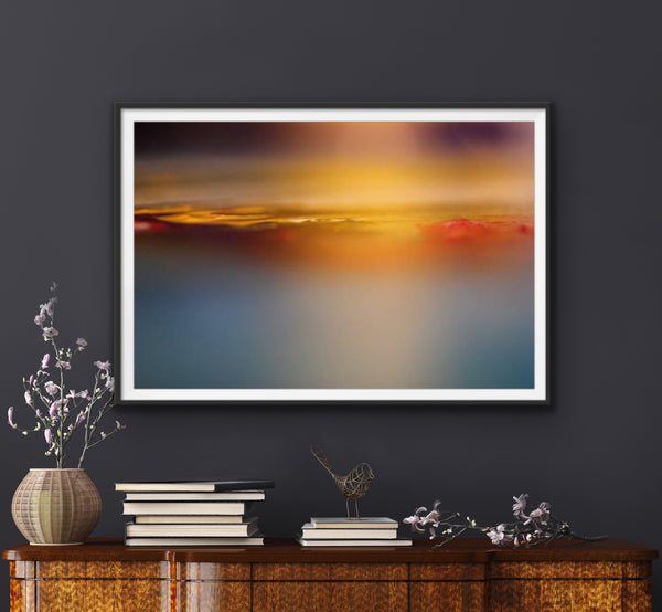 Heavenly abstract photography, abstract photography prints