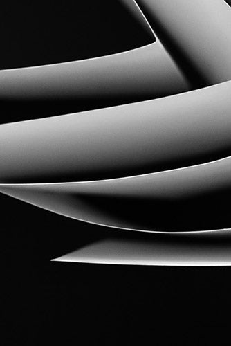 geometric photography, black and white abstract photography