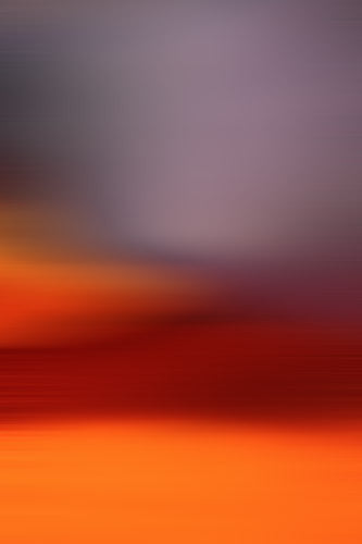 purple orange abstract photography print, abstract art for interior design, oversized art, contemporary art