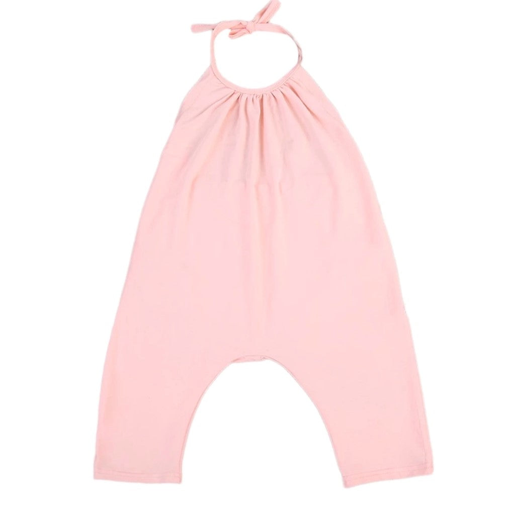 2756ad7607b6 The Olivia romper - pink. Toddler Romper.