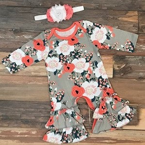 girls romper
