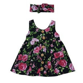 The Rose Blossom dress