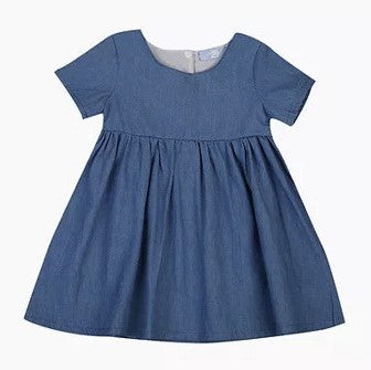 The Ainsley denim dress