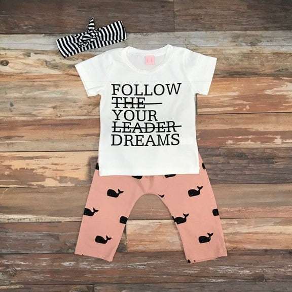 toddler shirt with words