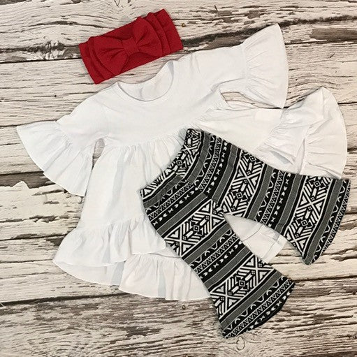 Girls Clothes. Toddler Girl Clothings. Kids Fashion