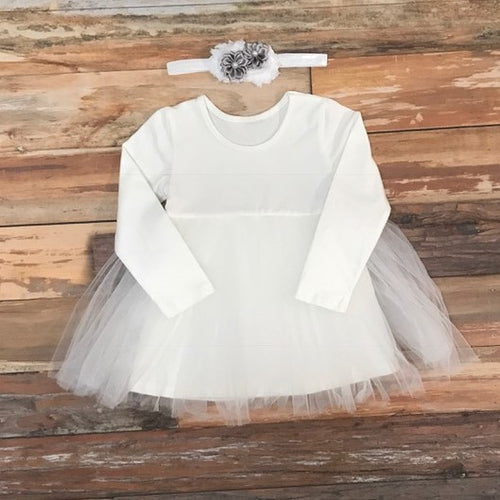 Girls Dress. Tutu Dress. Back To School Clothes. Toddler Girl