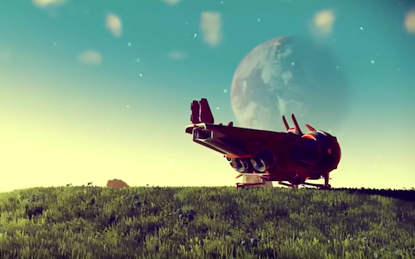 Interview: Hello Games' audio director on the sound and music of No Man's Sky
