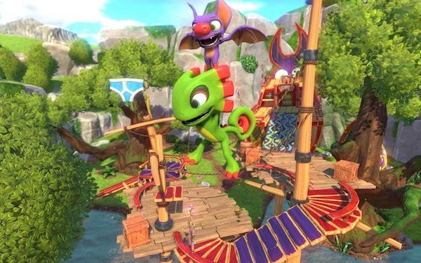 The Yooka-Laylee composers pick their favourite tunes from the soundtrack