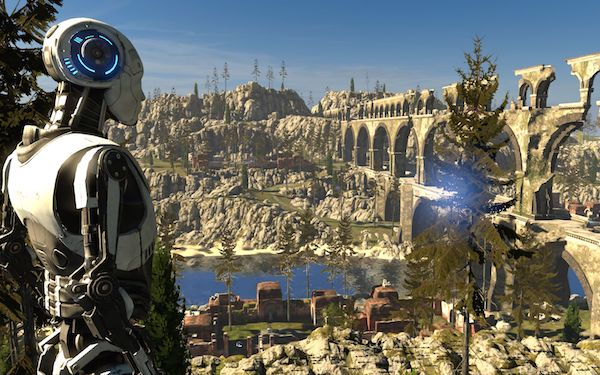 Interview: Talos Principle composer on humanity in the digital realm