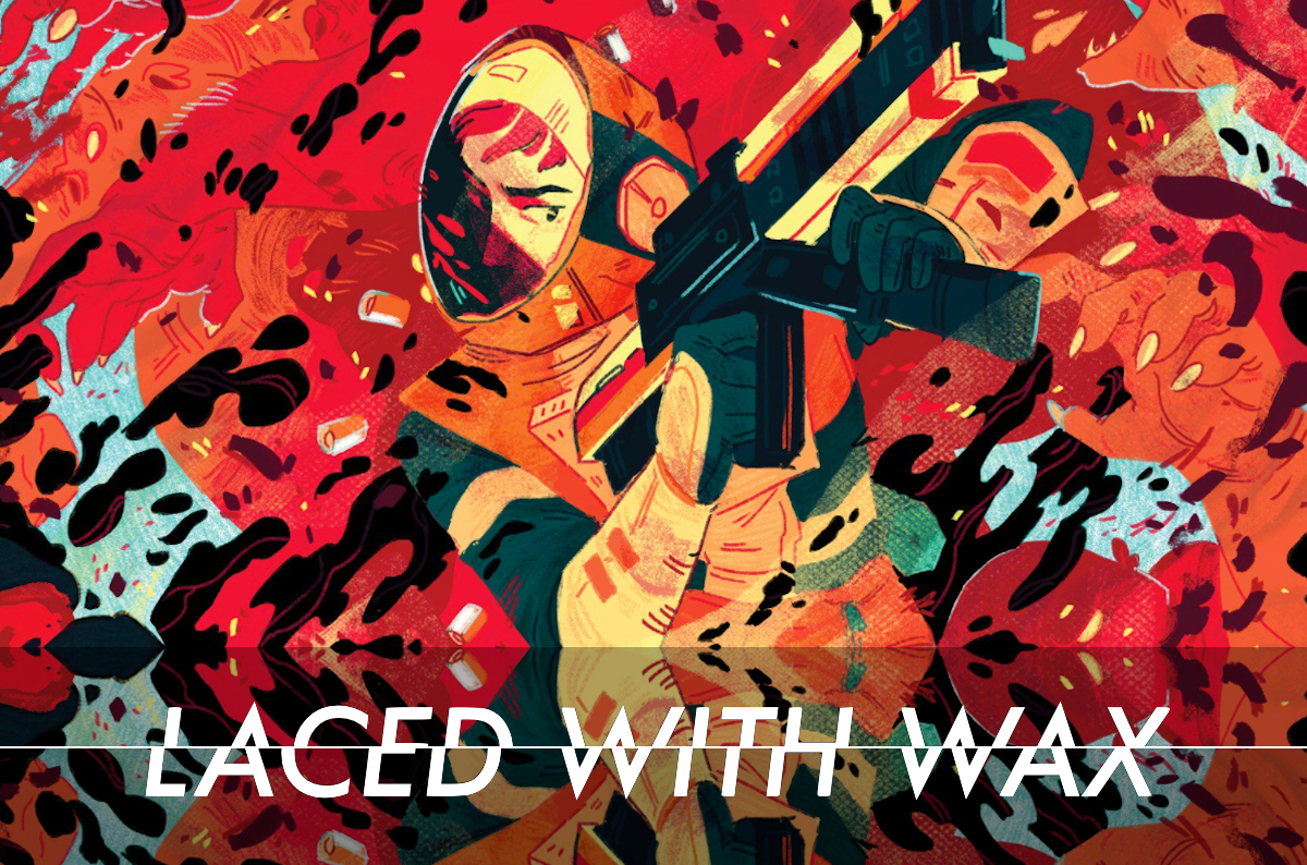 Laced With Wax Interview: STRAFE composer ToyTree talks red hot jams and refracted retro