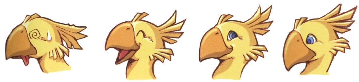 Yolo the Chocobo