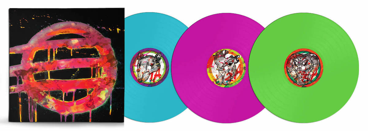 Hotline Miami 2: Wrong Number vinyl