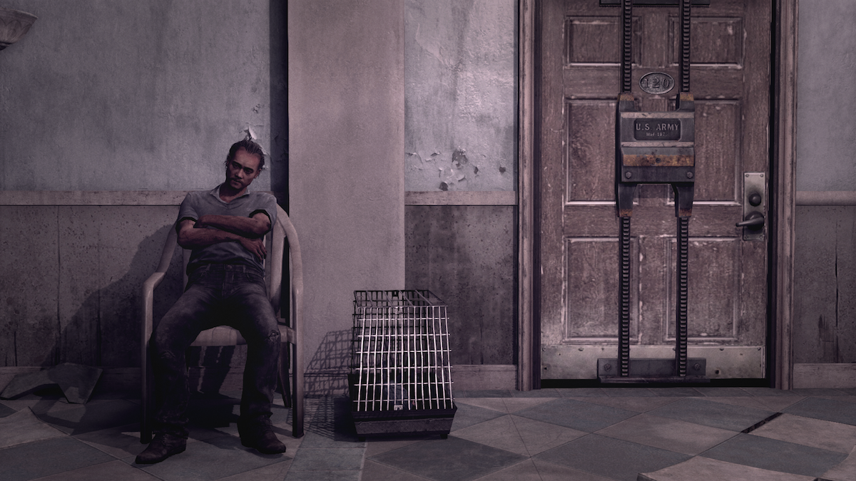 The Last of Us Remastered, shot by Jay Taylor