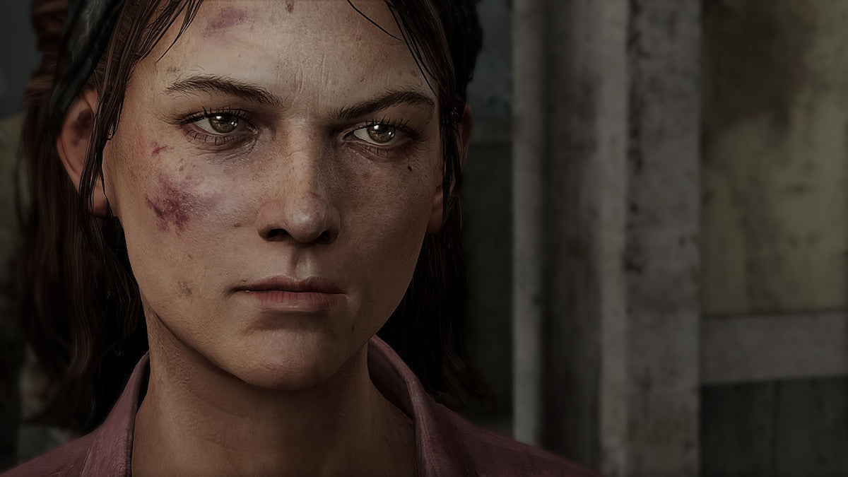 The Last of Us Remastered, shot by Gareth Dutton