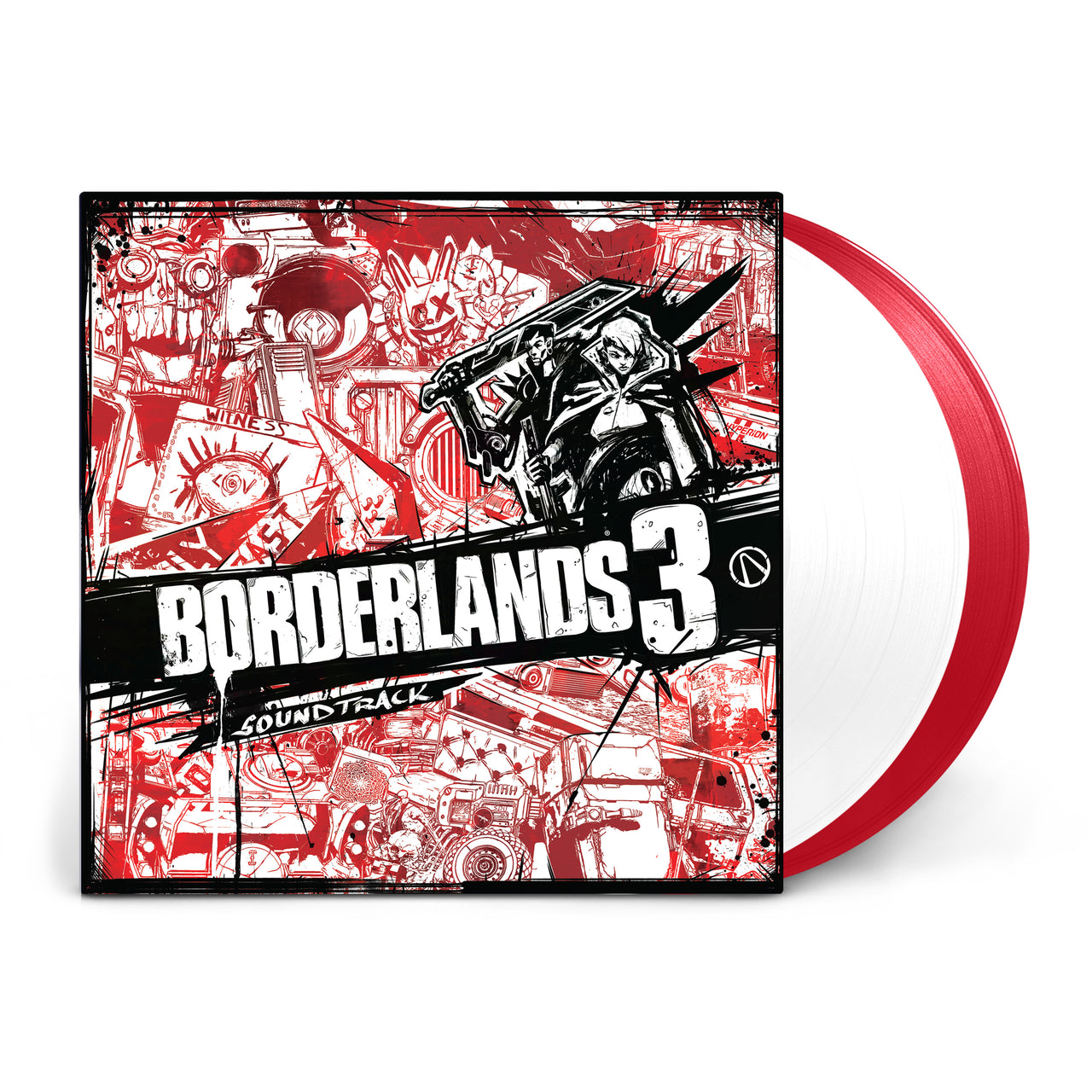 Borderlands 3 (Deluxe Double Vinyl)
