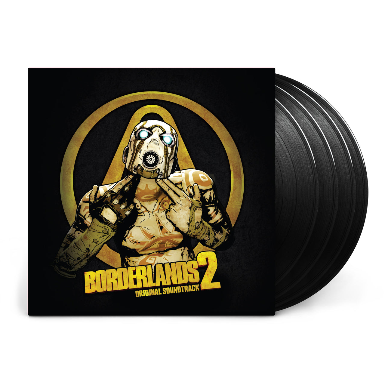 Borderlands 2 (Deluxe X4LP Box Set)