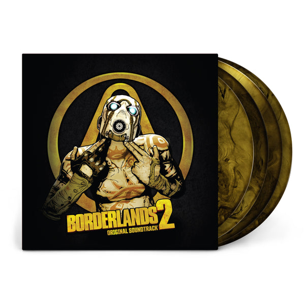 Borderlands 2 (Limited Edition X4LP Box Set)