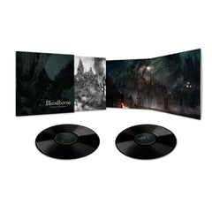 Bloodborne Deluxe Double Vinyl Laced Records
