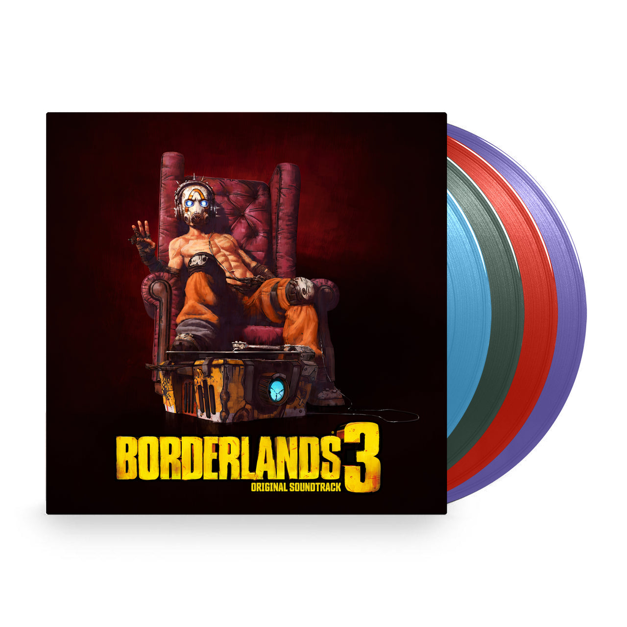 Borderlands 3 (Limited Special Edition X4LP Box Set)