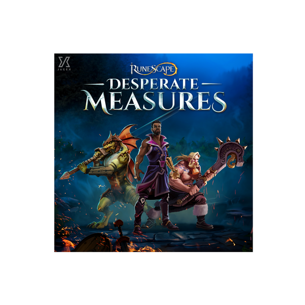 RuneScape: Desperate Measures (Original Soundtrack)