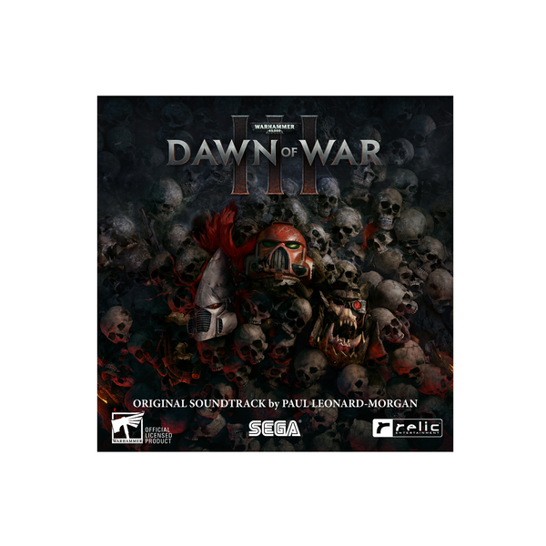 Warhammer 40,000: Dawn Of War III (Original Soundtrack)