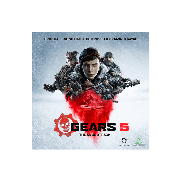 Gears of War 5 (Original Soundtrack)