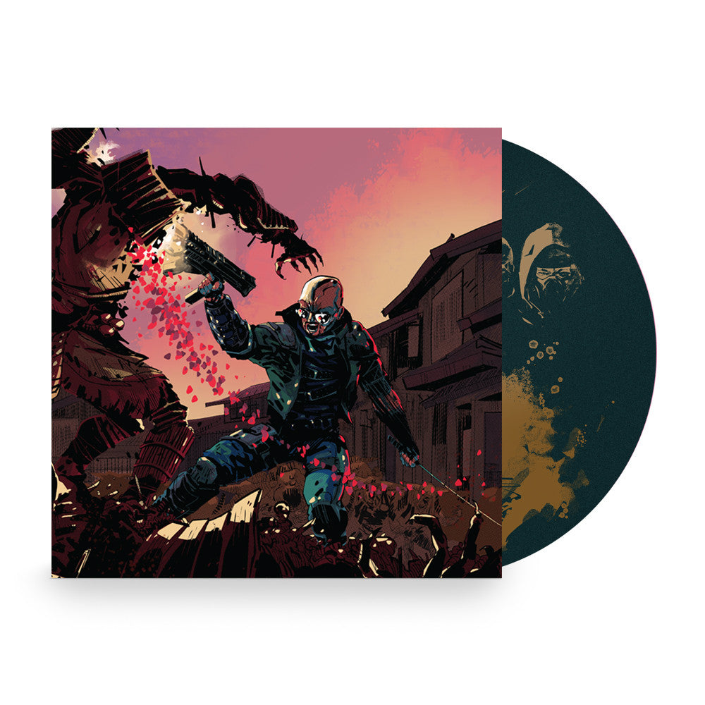 Shadow Warrior 2 (Deluxe Limited Edition Gold Vinyl & Game)