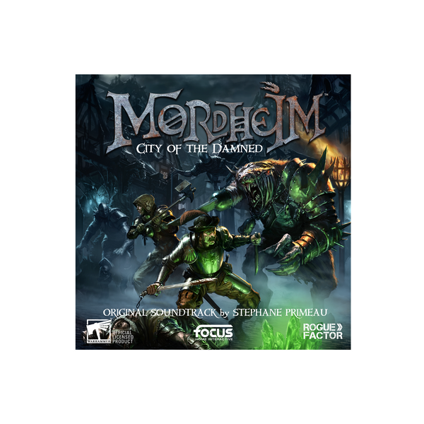 Mordheim: City Of The Damned (Original Soundtrack)