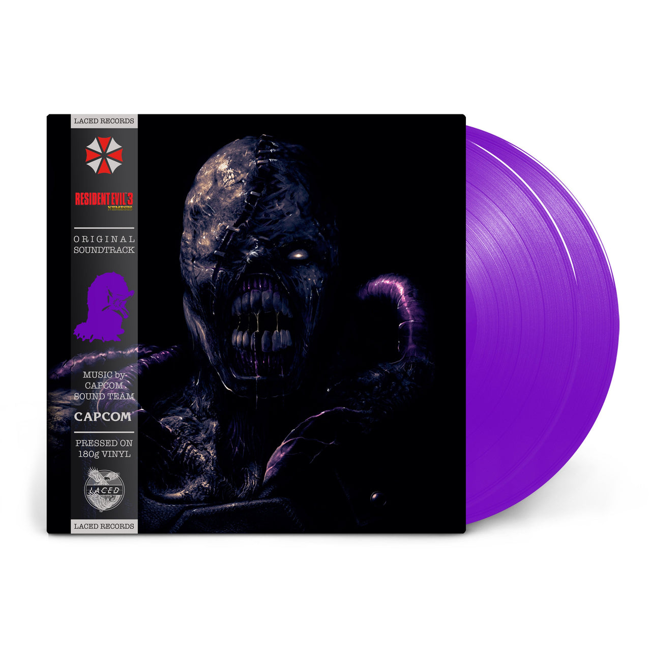 Resident Evil 3: Nemesis (Limited Edition Deluxe Double Vinyl)