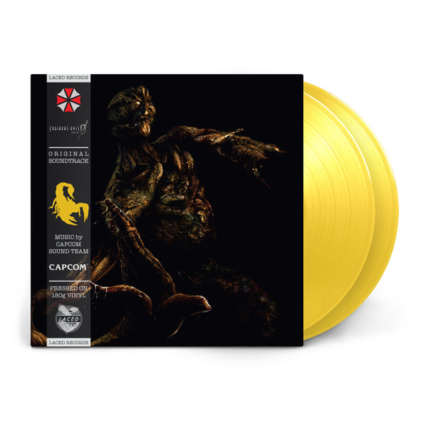 Resident Evil 0 (Limited Edition Deluxe Double Vinyl)