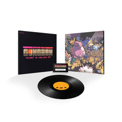Enter The Gungeon: Heart In Halves EP (Deluxe Vinyl & Game)