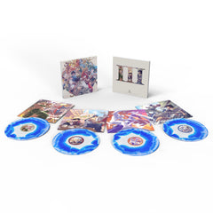 Street Fighter III: The Collection (Limited Edition Deluxe X4LP Boxset)