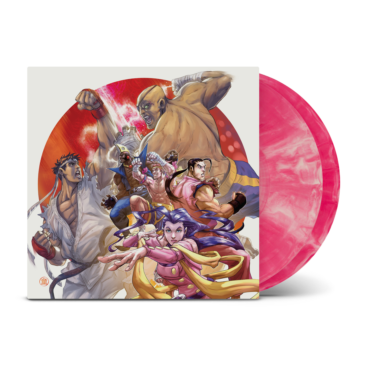 Street Fighter Alpha: Warriors' Dreams (Limited Edition Deluxe Double Vinyl)