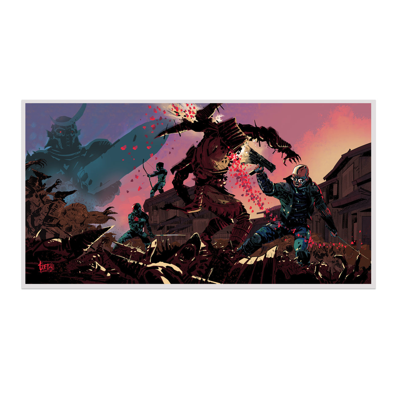 Shadow Warrior 2 (Limited Edition Print)