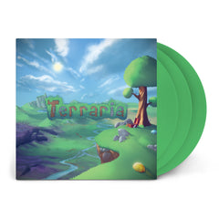 Terraria (Limited Edition Deluxe Triple Vinyl)