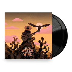 Where The Water Tastes Like Wine (Deluxe Double Vinyl & Game)