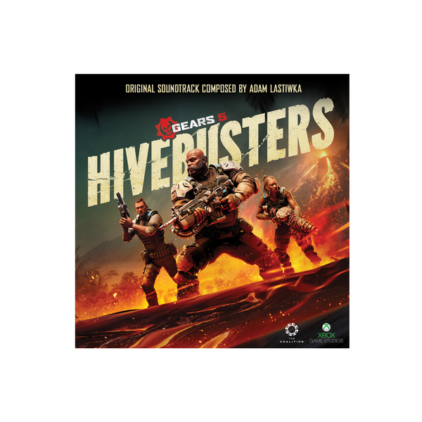 Gears 5: Hivebusters (Original Soundtrack)