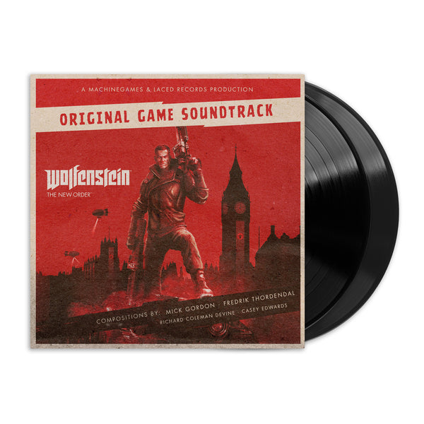 Wolfenstein: The New Order/The Old Blood (Deluxe Double Vinyl)