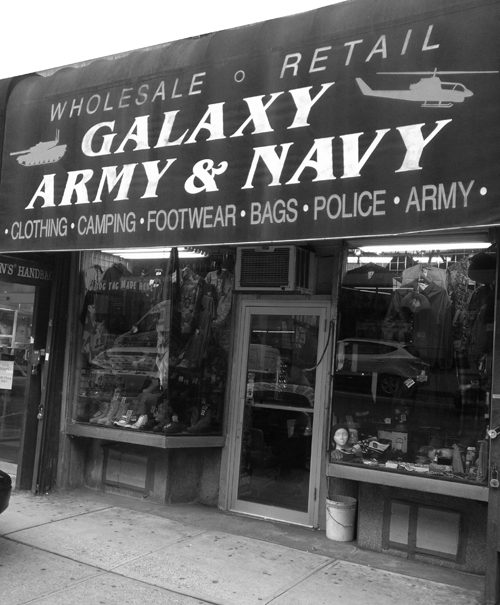 Manhattan Army Navy Store