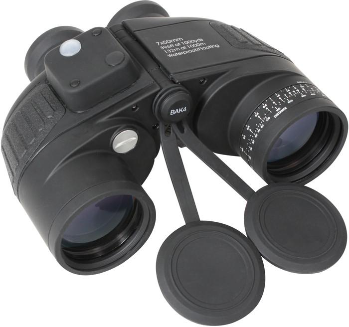 Black - Military Type Binoculars 7 X 50MM