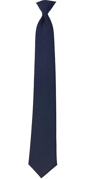 Midnight Blue - Official Police Security Clip-On Necktie