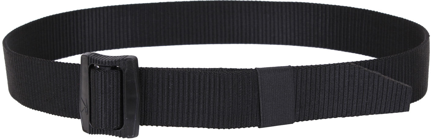 Black - Deluxe BDU Belt