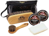 Kiwi Military Black Shoe Shine Complete Care Kit M-26
