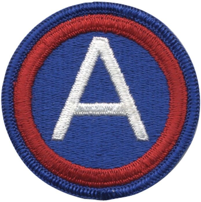 United States Army 3rd Army Insignia Patch Army Navy Store